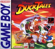 Nintendo GameBoy DuckTales
