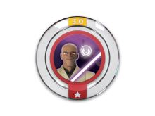 Disney Infinity herní mince: Mace Windu (Galactic Team-Up: Mace Windu)