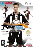 Nintendo Wii PES 08 Pro Evolution Soccer 2008