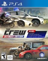 PS4 The Crew Ultimate Edition (nová)