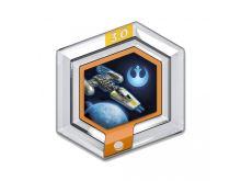 Disney Infinity herní mince: Vesmírná bojová loď Y-Wing (Y-Wing Starfighter)