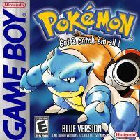 Nintendo GameBoy Pokémon Blue Version