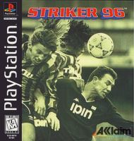PSX PS1 Striker 96