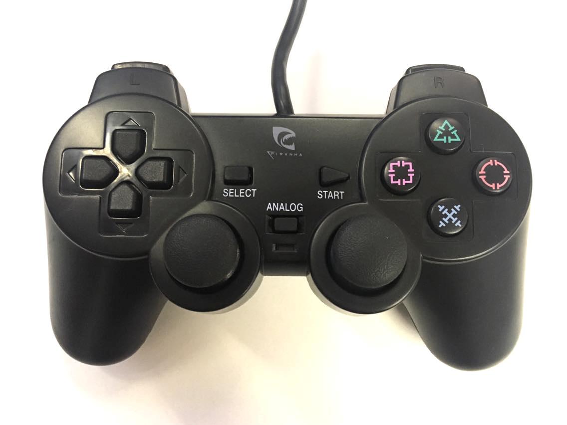 [PS2] Drátový Ovladač - různé druhy