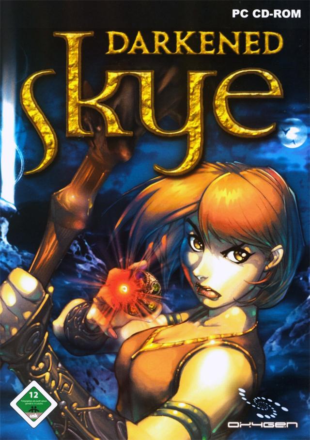 PC Level DVD - Darkened Skye (CZ)