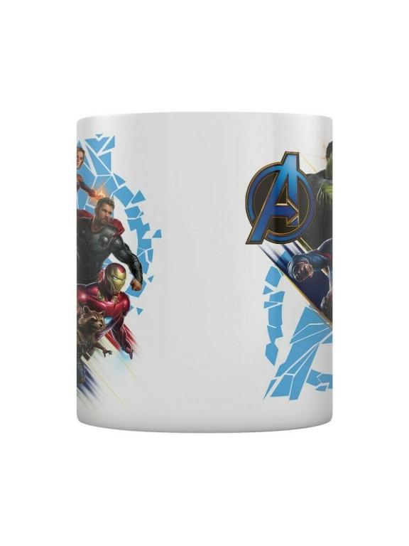 Hrnček Avengers: Endgame Attack (nový)