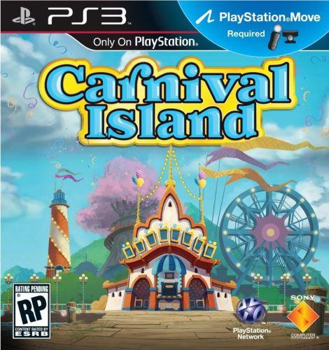 PS3 Carnival Island