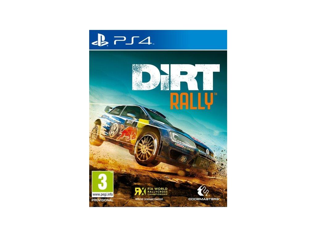 PS4 Dirt Rally (nová)