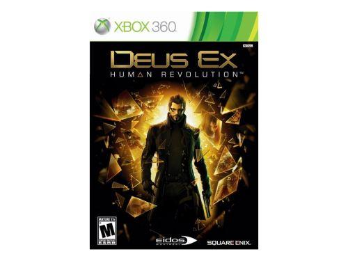 Xbox 360 Deus Ex Human Revolution (DE)