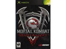 Xbox Mortal Kombat - Deadly Alliance