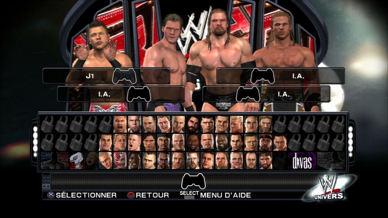 Xbox 360 Smackdown Vs Raw 2010