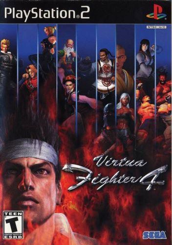 PS2 Virtua Fighter 4 Evolution