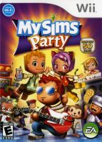Nintendo Wii My Sims Party