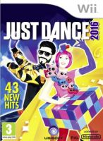 Nintendo Wii Just Dance 2016