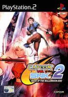 PS2 Capcom VS. SNK 2