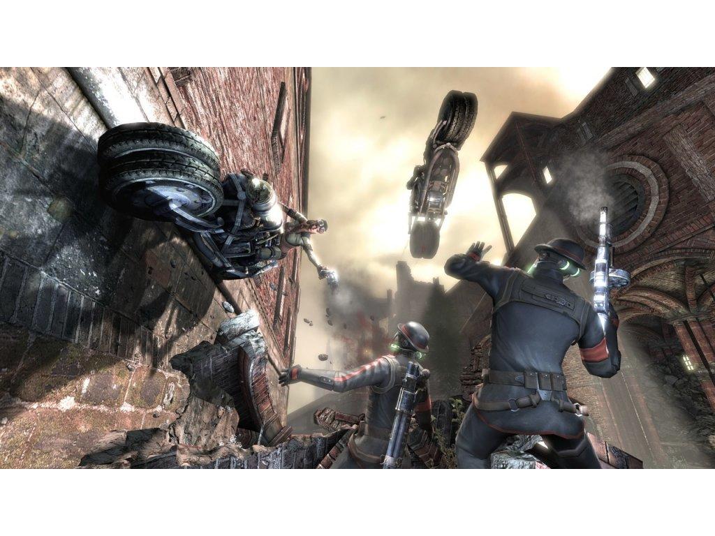 Xbox 360 Damnation