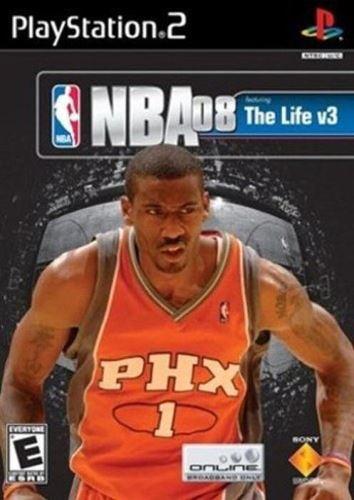 PS2 NBA 08 2008