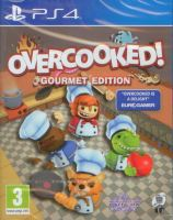 PS4 Overcooked: Gourmet Edition (nová)