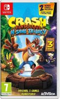 Nintendo Switch Crash Bandicoot N. Sane Trilogy