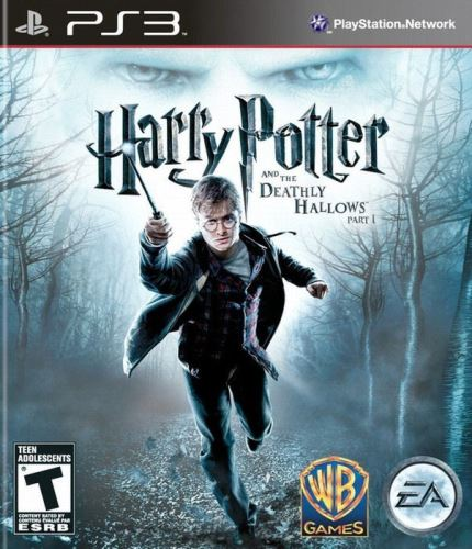 PS3 Harry Potter A Relikvie Smrti Část 1 (Harry Potter And The Deathly Hallows Part 1)