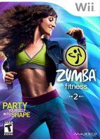 Nintendo Wii Zumba Fitness 2 (pouze hra)
