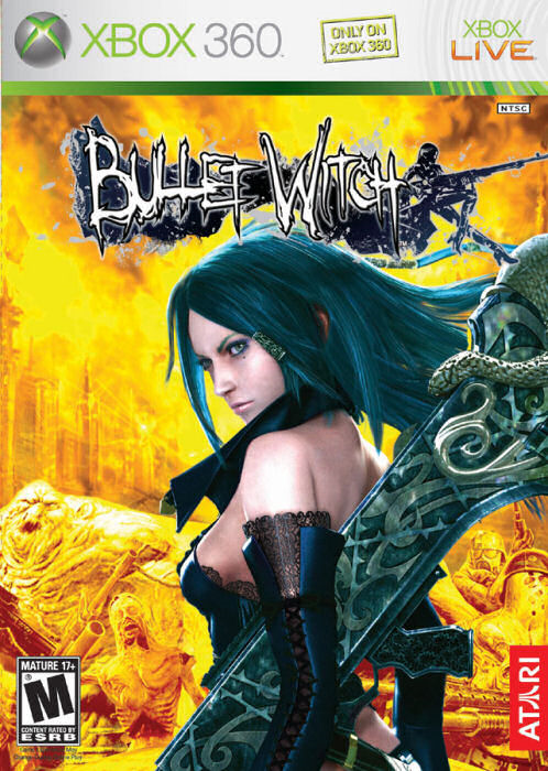 Xbox 360 Bullet Witch