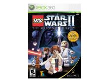 Xbox 360 Lego Star Wars 2 The Original Trilogy