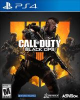 PS4 Call Of Duty Black Ops 4 (nová)
