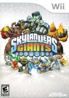 Nintendo Wii Skylanders: Giants (pouze hra)