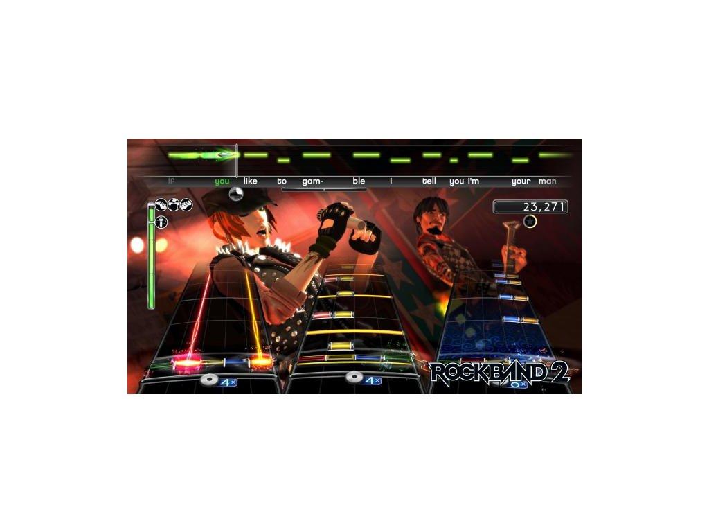 Xbox 360 Rockband