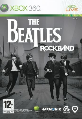 Xbox 360 The Beatles Rockband