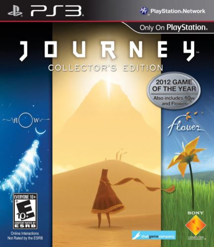 PS3 Journey Collectors Edition