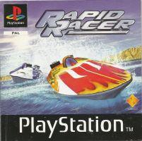 PSX PS1 Rapid Racer