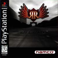 PSX PS1 Rage Racer