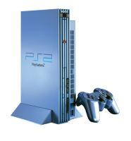 PlayStation 2 Fat Aqua Blue LIMITOVANÁ EDICE