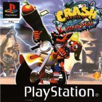 PSX PS1 Crash Bandicoot 3 - Warped