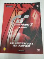 Příručka Gran Turismo 3 (DE) (estetická vada)