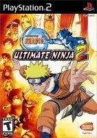 PS2 Naruto Ultimate Ninja 2