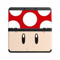 [Nintendo 3DS] Ochranný Kryt - Red Toad (nový)