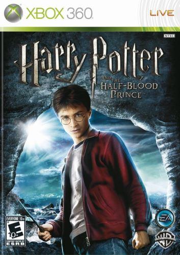 Xbox 360 Harry Potter a Princ dvojí krve (Harry Potter And The Half-Blood Prince)