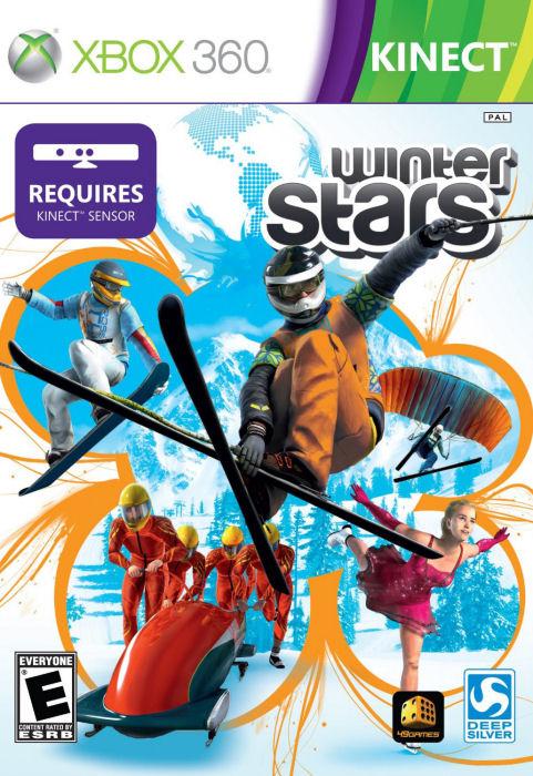Xbox 360 Kinect Winter Stars