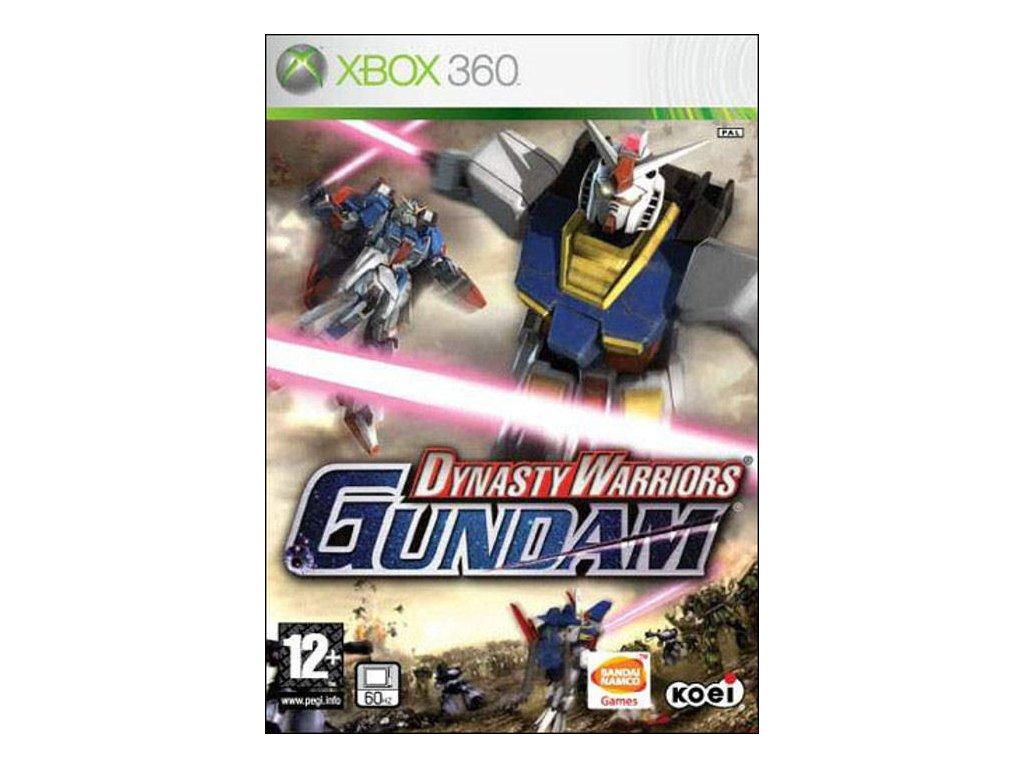 Xbox 360 Dynasty Warriors Gundam