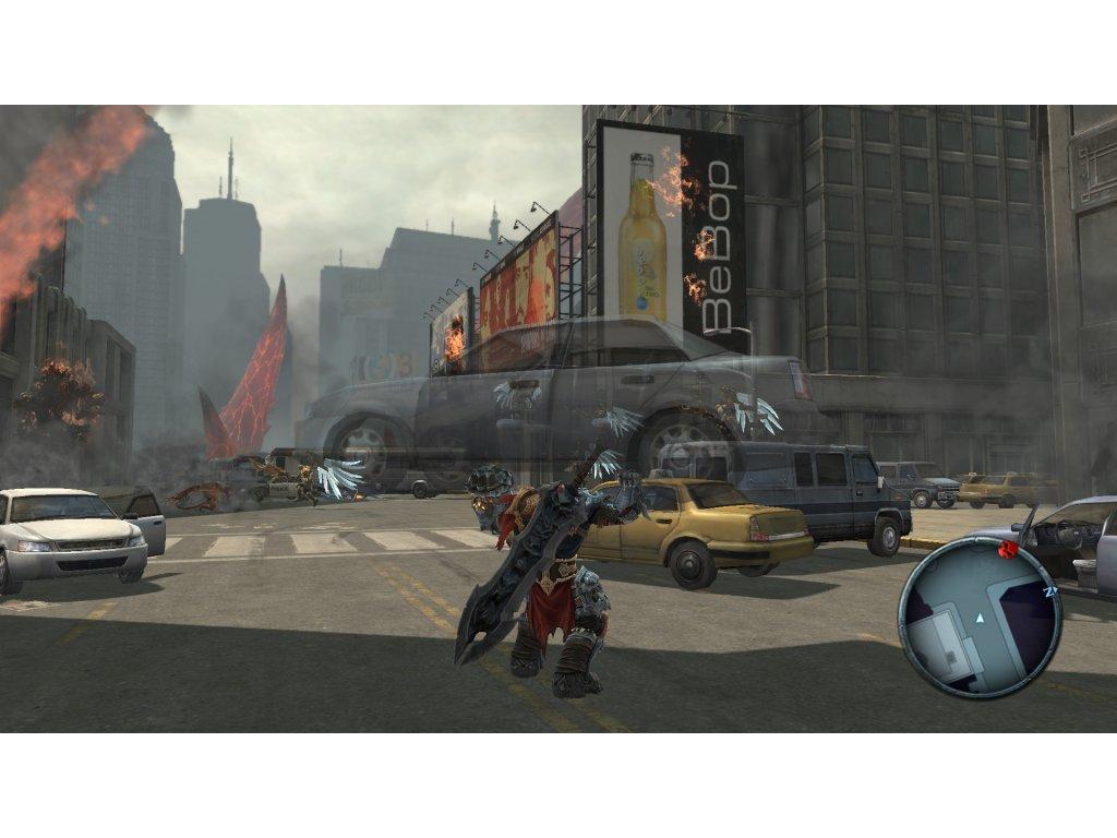 PS3 Darksiders