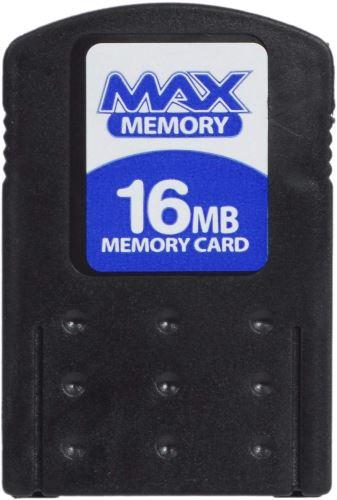 [PS2] Paměťová Karta Max Memory 16MB