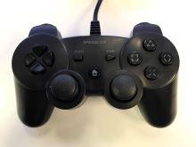[PS3][PC] Drátový Ovladač Speedlink Strike FX - černý (estetická vada)