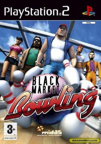 PS2 Black Market Bowling