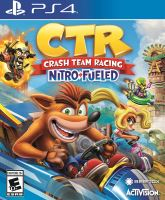 PS4 Crash Team Racing: Nitro Fueled (nová)