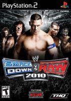 PS2 Smackdown vs Raw 2010