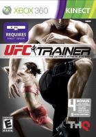 Xbox 360 UFC Trainer - The Ultimate Fitness System