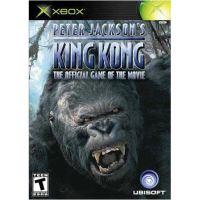 Xbox Peter Jacksons King Kong